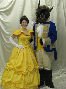 Beauty and the Beast Costumes Click for more photos