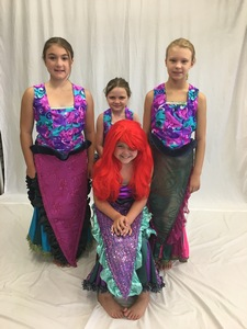 Ariel and Mersisters