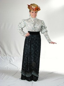 Victorian Woman #9