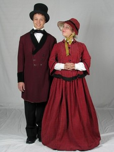 Victorian Common Couple