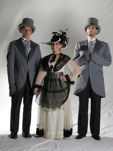 Titanic Costumes Click for more photos